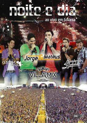 Noite e Dia - Ao Vivo Em Goiânia Villa Mix - DVDRip