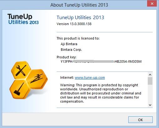 download tuneup utilities 2008 full version