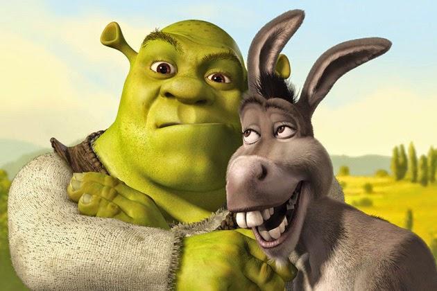 gambar shrek - Shrek Ane