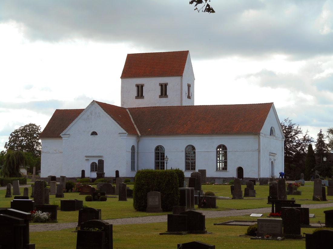 Chiesa di Fjälkestad