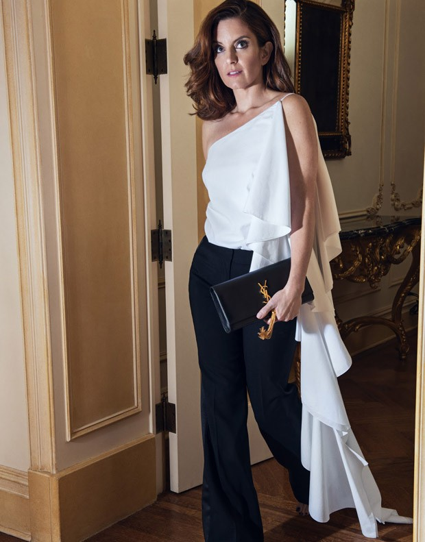 Tina Fey The Edit by Net-A-Porter - Photo Tina Fey 2016