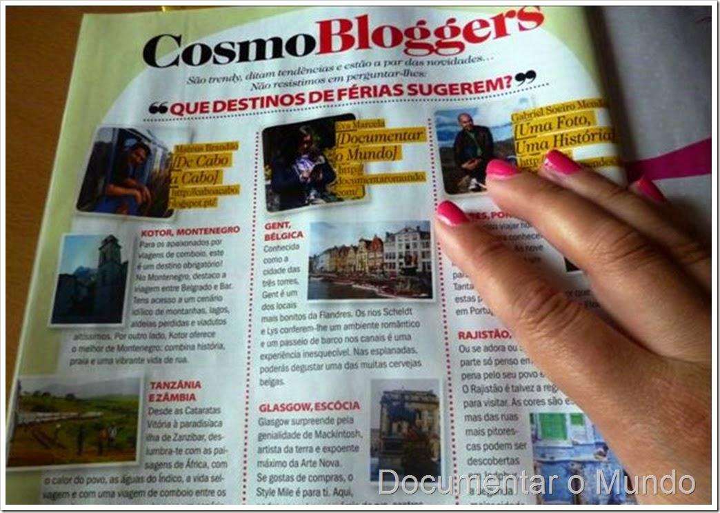 Cosmobloggers Junho 2014