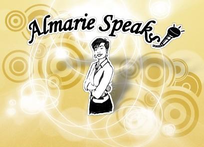 Almarie Speaks