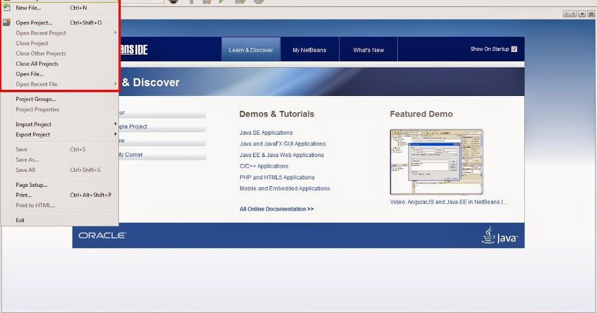Java Web Development: How to create and run a HelloWorld