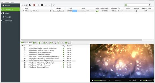 μTorrent PRO v3.4.3 Build 40538 + Crack