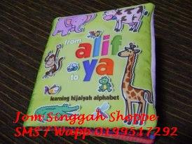 Softbook Islamic: Dari Alif to Ya