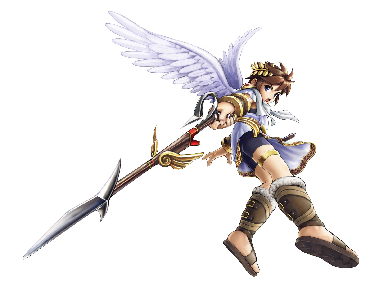 Kid Icarus HD & Widescreen Wallpaper 0.690276620612838
