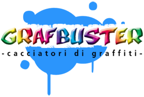 GRAFBUSTER: CACCIATORI DI GRAFFITI