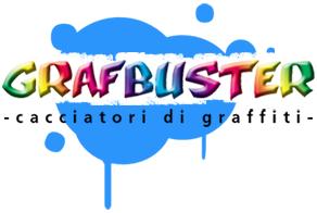 GRAFBUSTER: CACCIATORI DI GRAFFITI