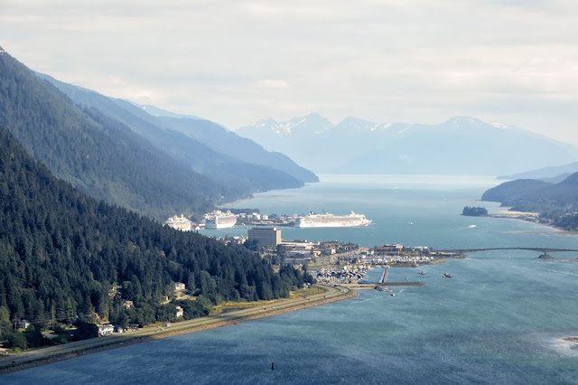 Juneau, Alaska by Helicopter