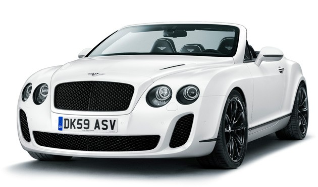 Look At the Car: 2013 Bentley Continental SS