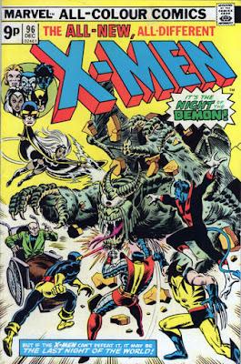 X-Men #96