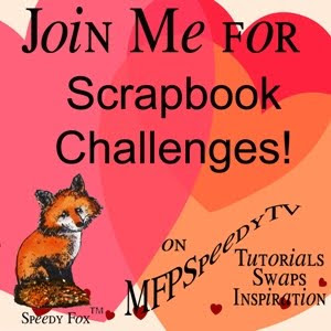 Scrapbook Challenge Hostess