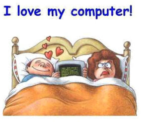 Enjoy Knowing: I love My Computer