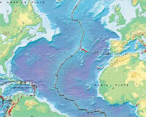 Clarion Fracture Zone Less Stable Elements
