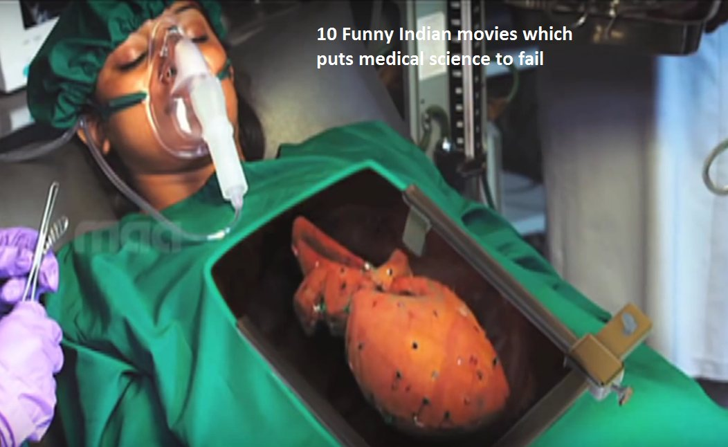 10 funny indian movies which put medical science to fail