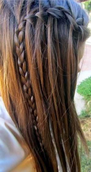 Hairstyle Routine : Bahary Gul (Hair style): Hair style