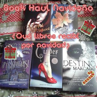 Book Haul Navideño