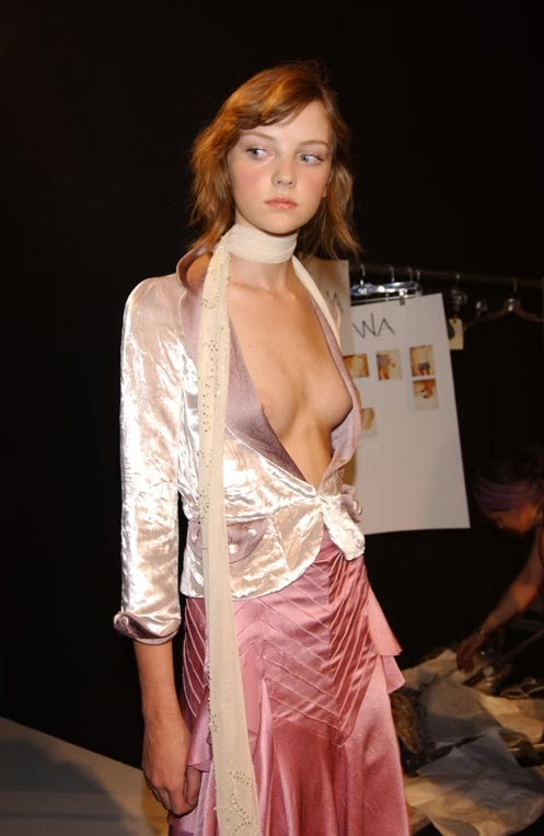 nackt Marks Heather Canadian model