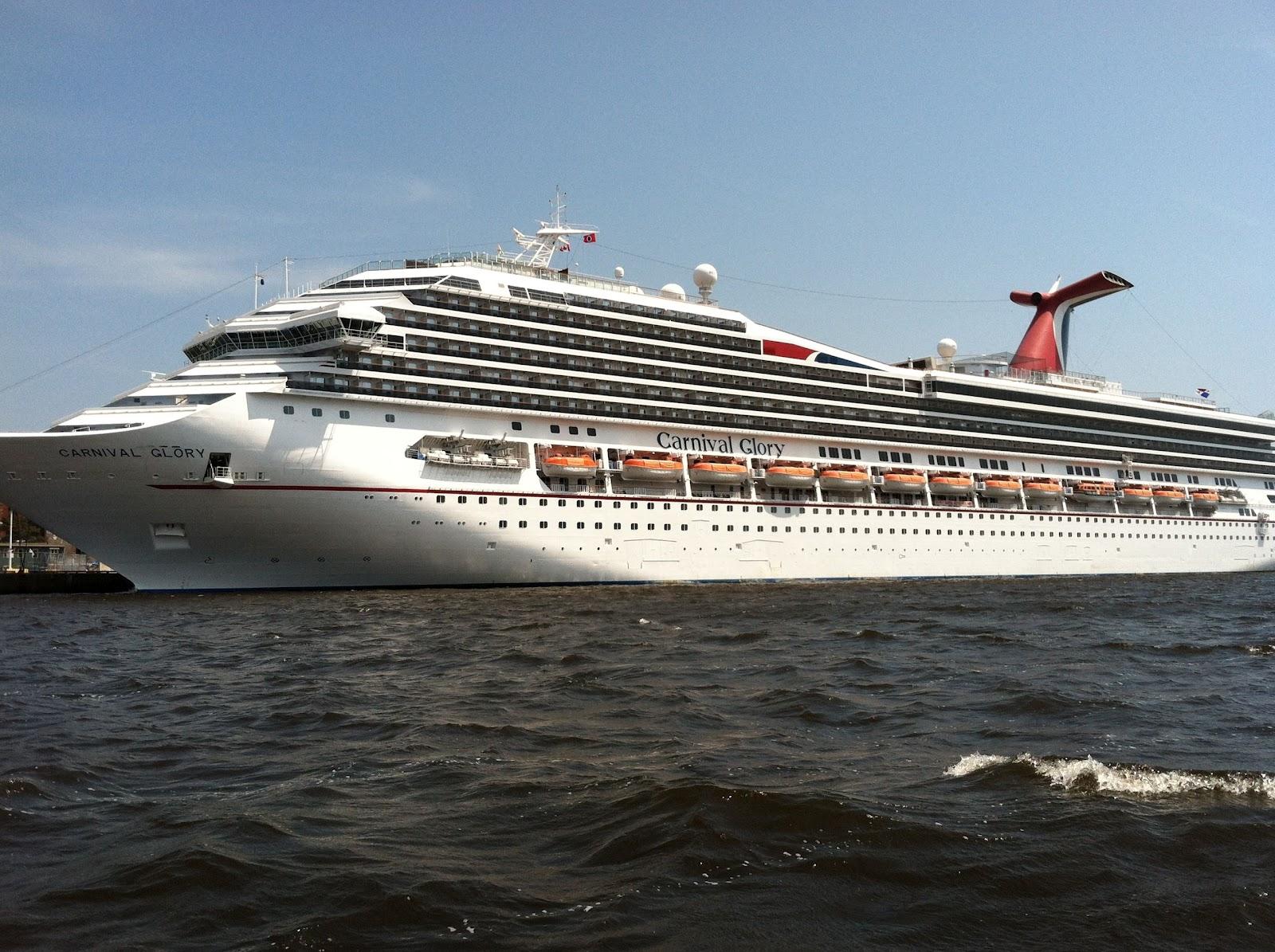 Ray S Cruise Blog Carnival Glory