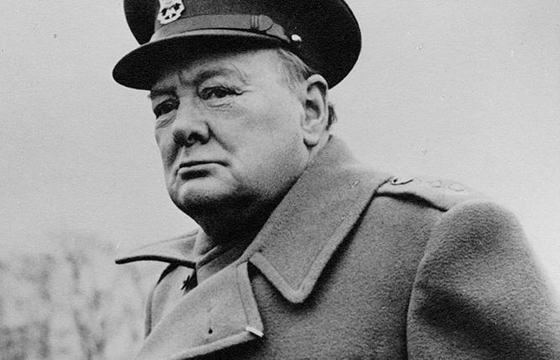 """Sir"" Winston Churchill Among his numerous debaucheries, Winston Churchill was literally responsible for deliberately starving millions of people to death"
