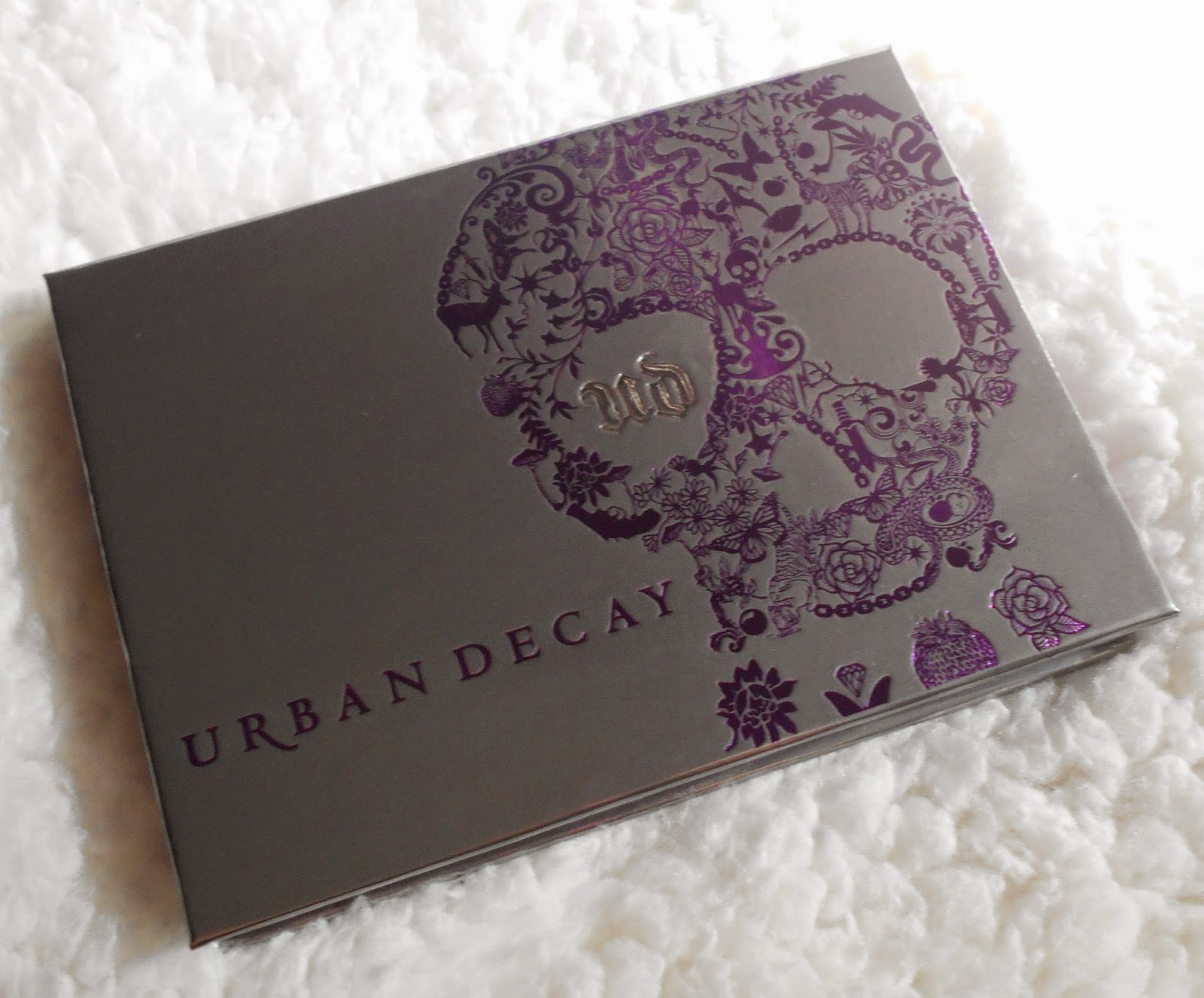 Urban Decay Ammo Palette