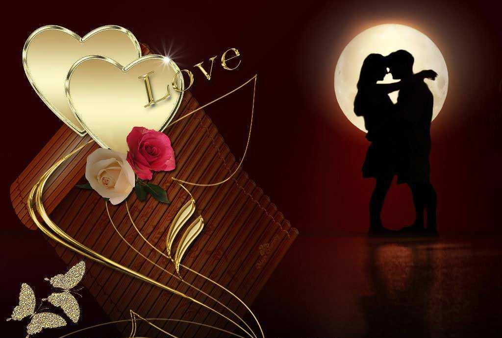 Amazing Love Wallpaper Designs : Romantic couple Profile Pics Auto Design Tech