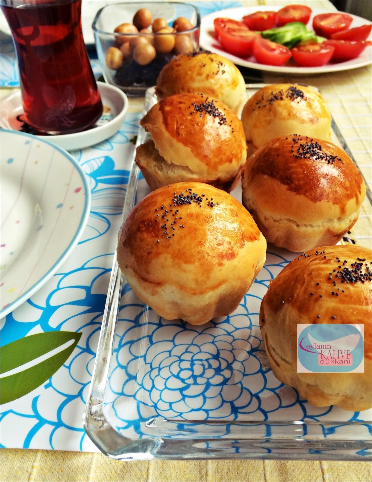 sütlü ekmek, kahvaltılık sütlü ekmek, ekmekcik