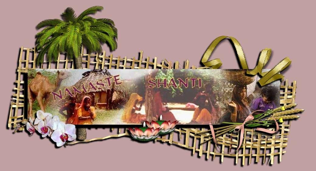 Namaste Shanti
