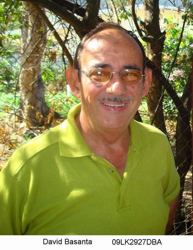 Mr David Basanta, 2009