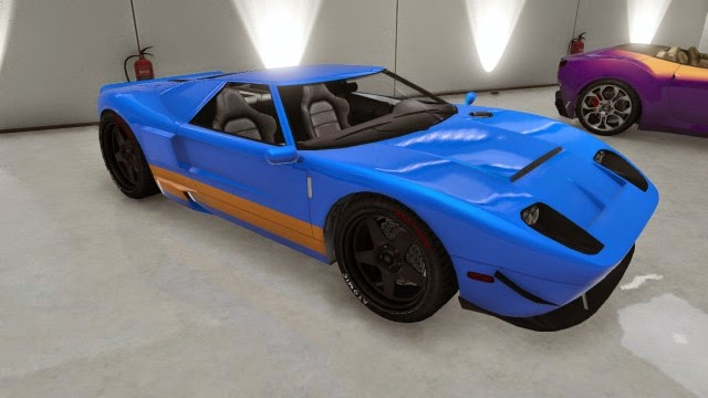 The Bullets Shape Closely Resembles A Ford Gt The Bullet Gt Also Makes An Appearance In Gta  However It Is Simply Called The Bullet Lacking Its Gt