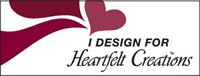 Proud Member of the Heartfelt Creations DT:)