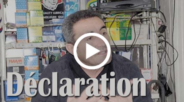 VIDÉO. Déclaration de Djamel Menad après le match CRB - JSK