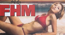 Keely Webster FHM