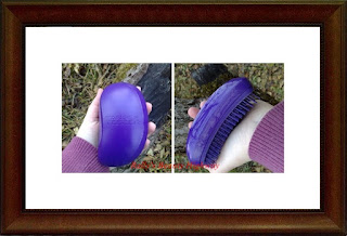 Review Tangle Teezer brush