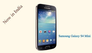 Samsung has finally launched Galaxy S4 Mini in India with a price tag of Rs. 27,990.