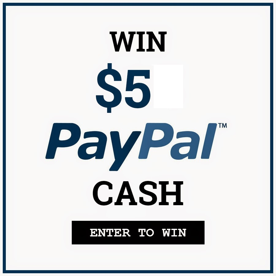 PayPal Giveaway Enter To Win