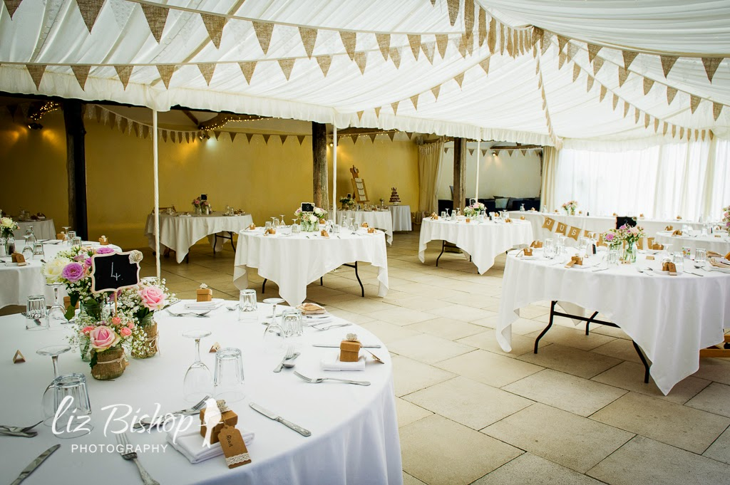 Our Wedding Day Venue Flowers Decor