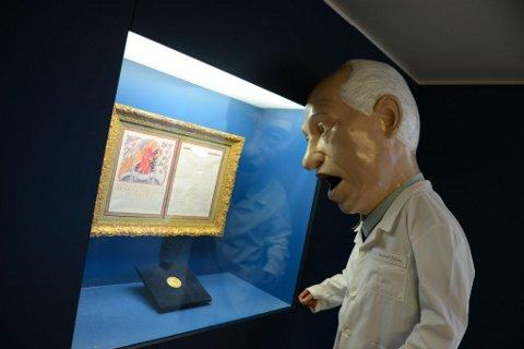 'El legado de la ciencia' recorre la trayectoria de los premios Nobel Santiago Ramón y Cajal, Severo Ochoa y Jean Dausset