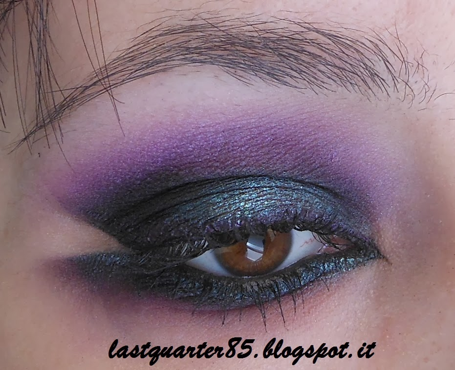 Make Up ispirato a Maleficent!