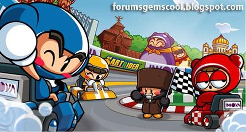 Forum Gemscool Kart Rider