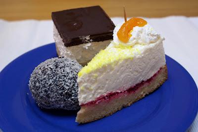 Cukráreň AIDA - koláče