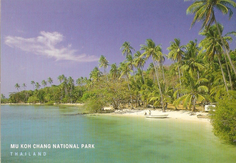 Postcard A La Carte 2: Thailand - Mu Ko Chang National Park