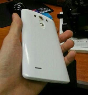 Inilah wujud dari LG G3