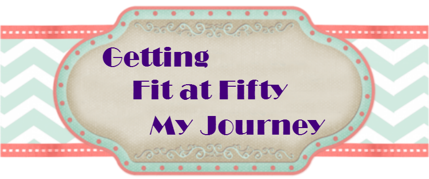Getting Fit for Fifty - My Journey