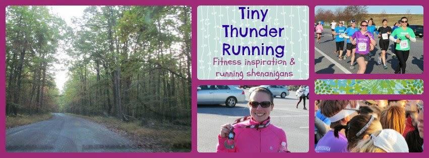Tiny Thunder Running