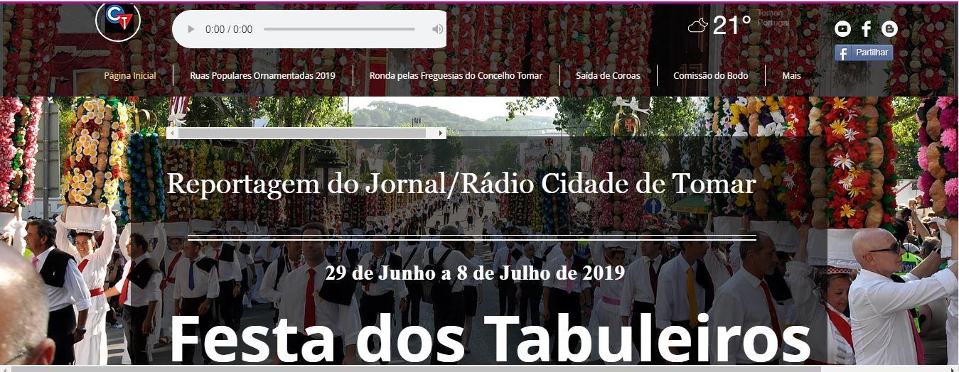 FESTA DOS TABULEIROS 2019