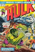 Incredible Hulk #180 cover image