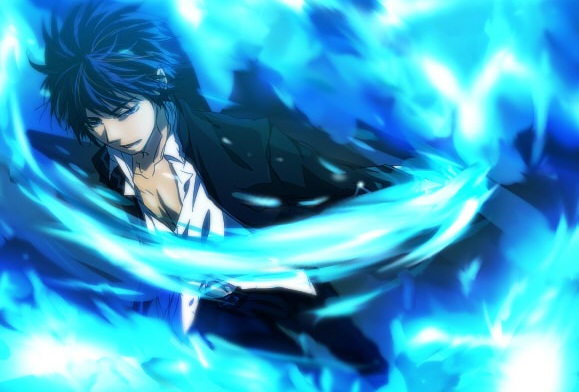 Code: Breaker, Ogami rei, new anime show