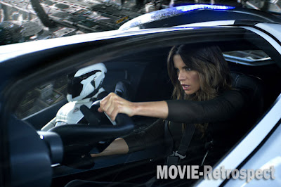 Kate Beckinsale in Total Recall